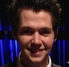Damian McGinty photo possibly with a business suit and a portrait titled Damian Icon