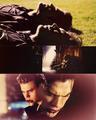 Damon and Stefan - damon-and-stefan-salvatore fan art