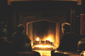 Damon and Stefan - damon-and-stefan-salvatore fan art