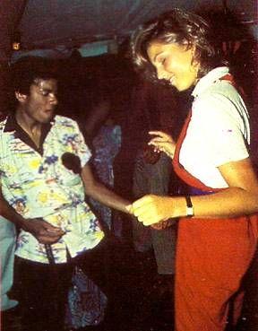 Dancing With Tatum O'Neal
