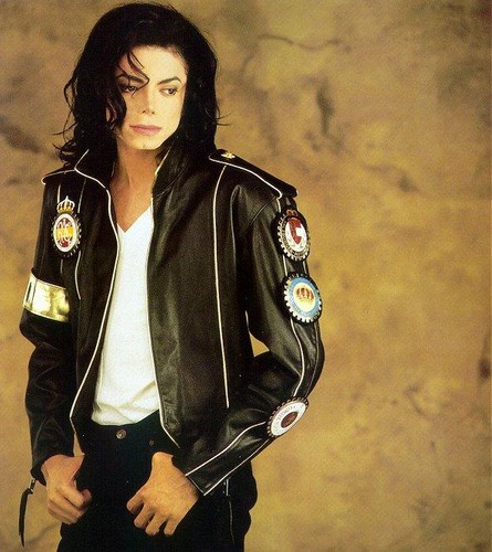michael jackson wallpaper containing an outerwear called Dangerous fotografia Shoots