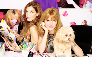 Dani and Bella Thorne