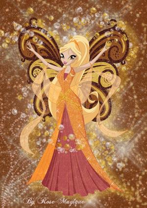 Daphne vàng Transformation