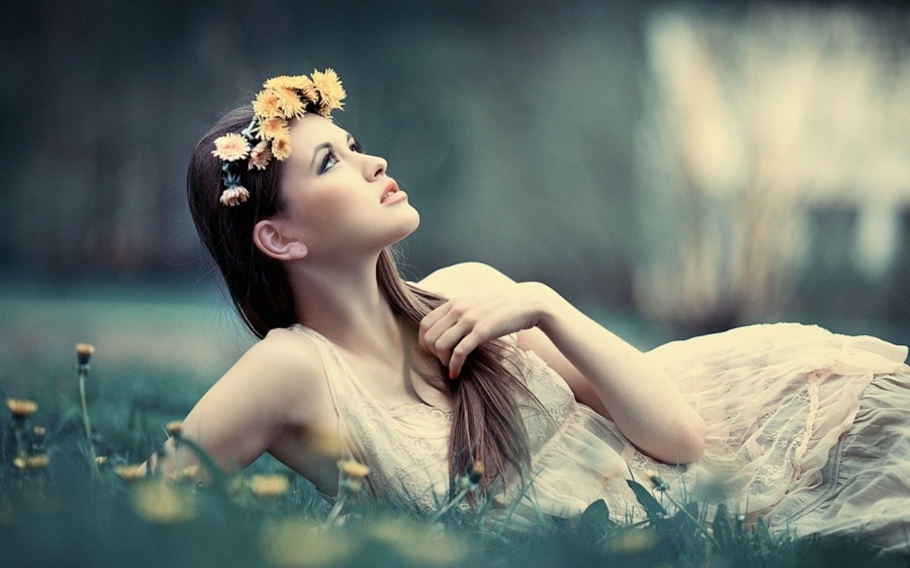 Daydreaming Wallpaper