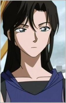 Detective Conan Female Character