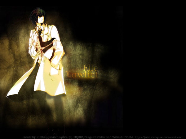 Detective Elle Lawliet Wallpaper