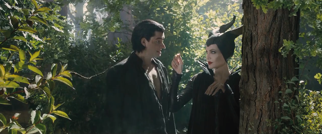 Diaval And Maleficent Maleficent 2014 Photo 37168323