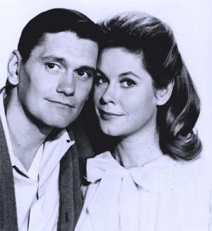 Dick York And Elizabeth Montgomery