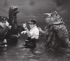 Directing Godzilla and Ebirah