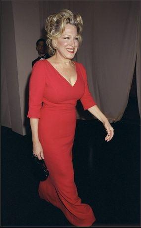 Disney Actress, Bette Midler