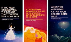 Disney Movie citations