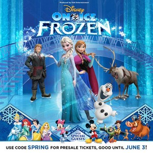 迪士尼 On Ice: 《冰雪奇缘》