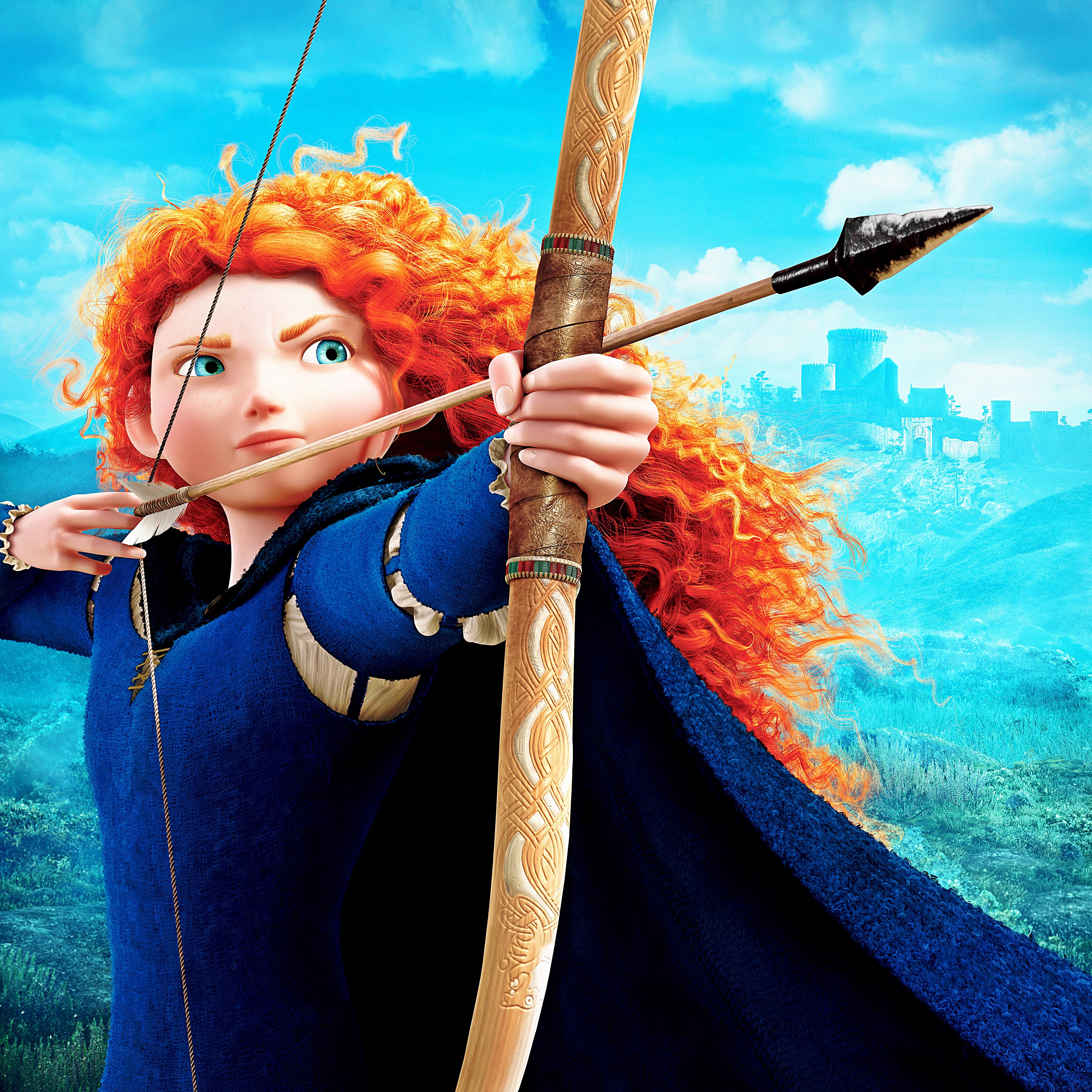 Disney•Pixar Posters - Ribelle - The Brave