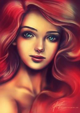 디즈니 Princess, Ariel