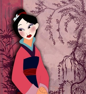 Disney Princess, Mulan