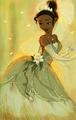 Disney Princess, Tiana - disney fan art