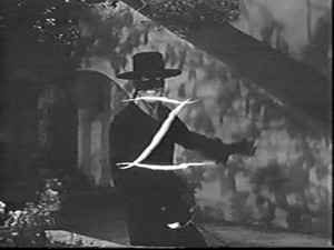 "disney Series, ""Zorro"""