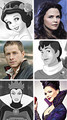 Disney VS Once Upon A Time - snow-white-and-the-seven-dwarfs photo