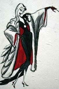 ディズニー Villainess, Medusa