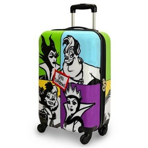 Disney Villains Luggage