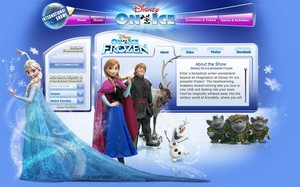 Disney on Ice Presents: Frozen