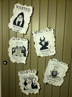 Disney's Most Wanted