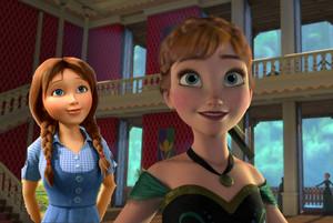 Dorothy and Anna