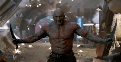 Guardians of the Galaxy 바탕화면 called Drax The Destroyer