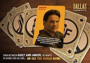 Drew Ramos | Dallas TNT Poster