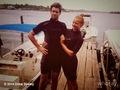 Drew Seeley and Amy Paffrath in Panama ღ