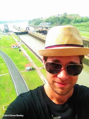 Drew Seeley in Panama ღ