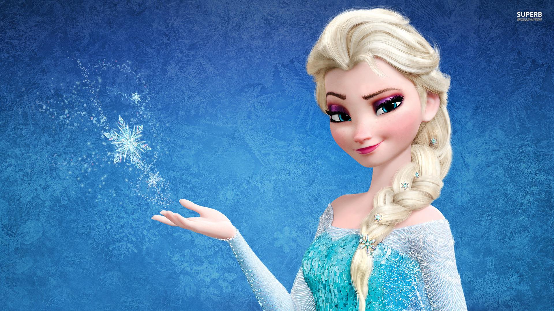 ELSA 《冰雪奇缘》