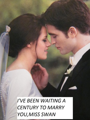 Edward and Bella,BD 1