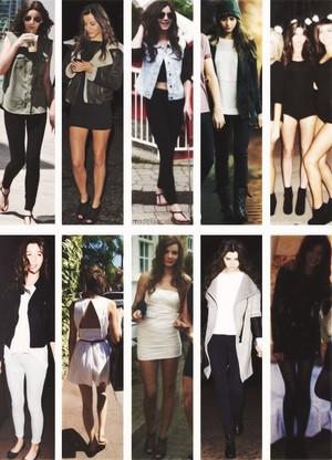 Eleanor's styles