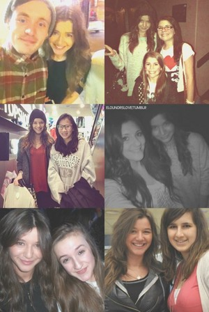 Eleanor with fans