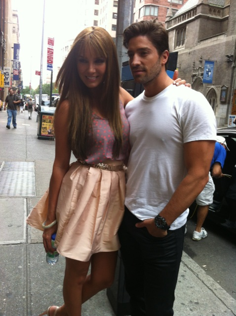 Elizabeth Gutierrez and David Chocarro - TELENOVELAS Photo ...