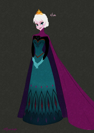 Elsa Artwork