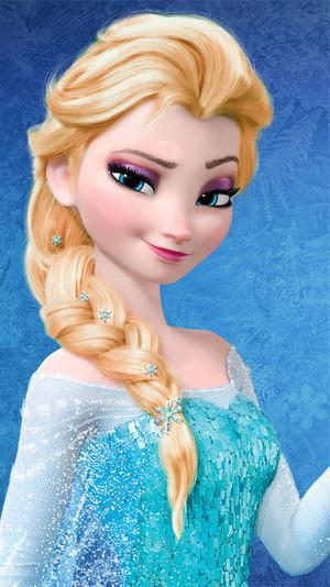 Elsa - Golden Blonde Hair Color