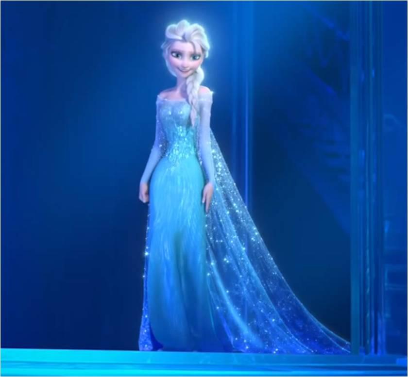 Elsa Looking Like a Goddess - Disney Princess Photo (37154498 ...