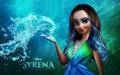 Elsa as Syrena