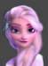 Elsa edited make up