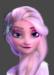 Elsa edited make up