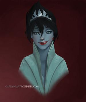 Elsa's Concept Art