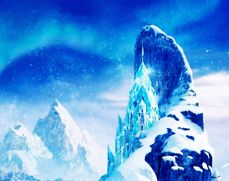 Disney S Frozen 2 Images Elsa S Ice Place Hd Wallpaper And