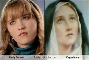 Emily Osment Look Alike