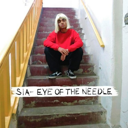 "Sia wallpaper possibly with a living room, a drawing room, and a sign called ""Eye of the needle"" Single cover"