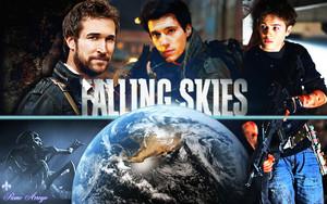 Falling Skies fondo de pantalla