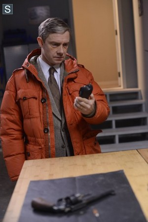 Fargo - Episode 1.03 - A Muddy Road - Promotional фото