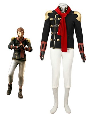 Final Фэнтези type-0 Eight cosplay costume