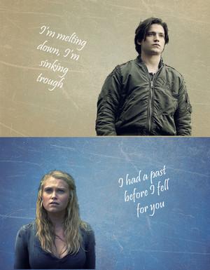 Finn x Clarke
